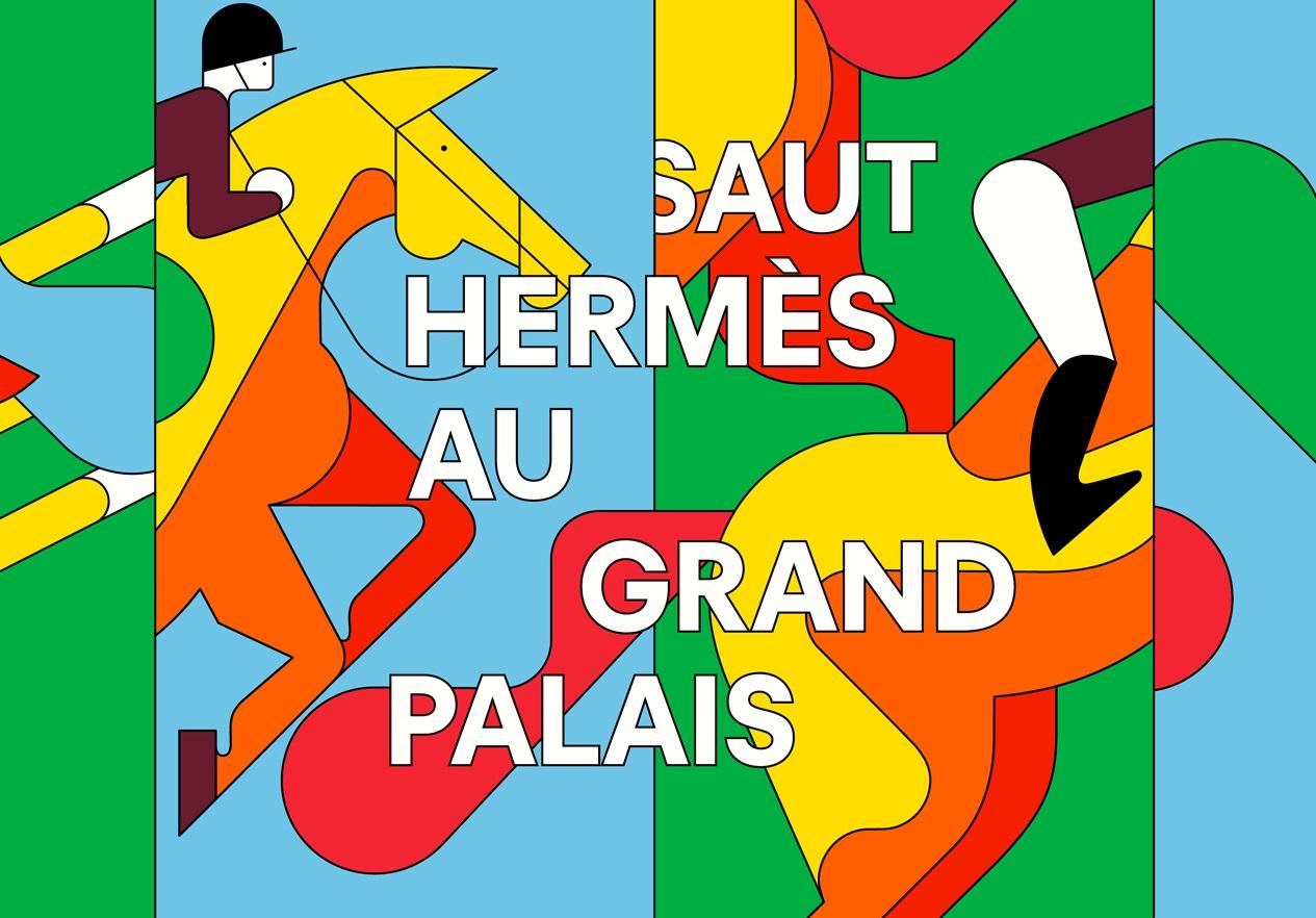 Международный турнир по конкуру Saut Hermès au Grand Palais, CSI5* Париж (Франция)_(выпуск журнала №40)