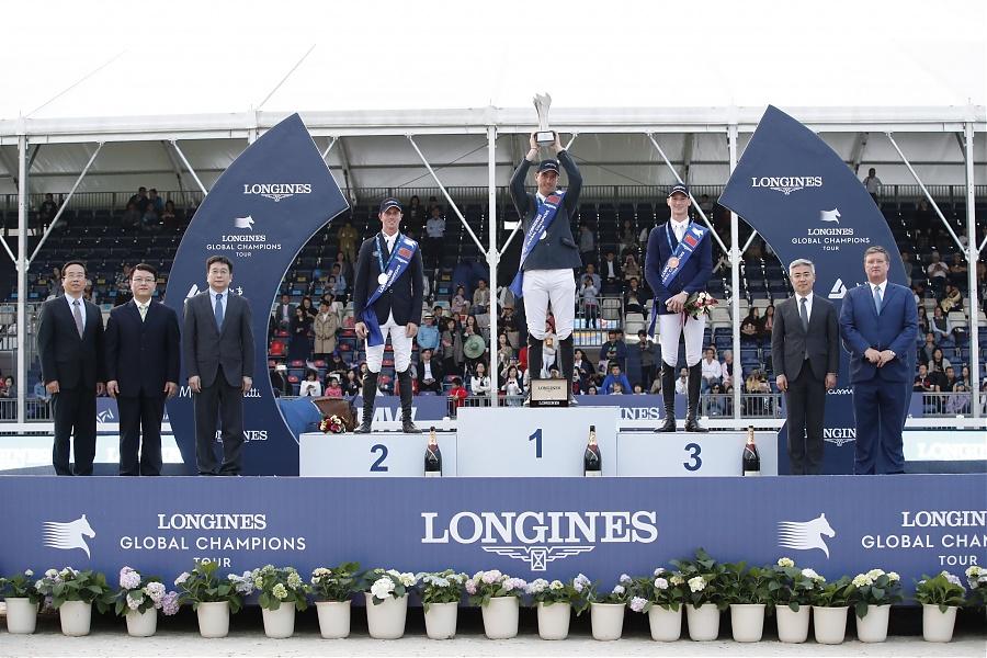 Longines Global Champions Tour, 3-й этап, CSI5*Шанхай (Китай)/ 4-й этап, Мадрид (Испания)/ 5-й этап, Гамбург (Германия)_ (выпуск журнала №40)