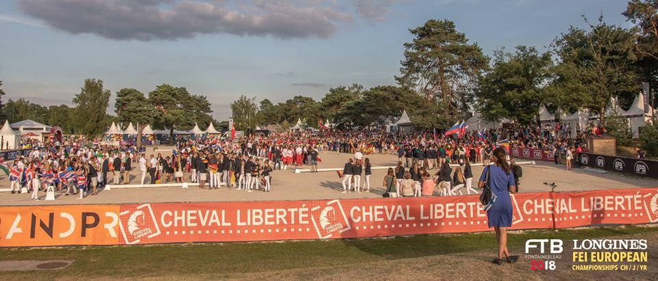 Франция встречает Чемпионат Европы по конному спорту среди юниоров, юношей и детей 2018 года. (вступление)_ (выпуск журнала №41)
