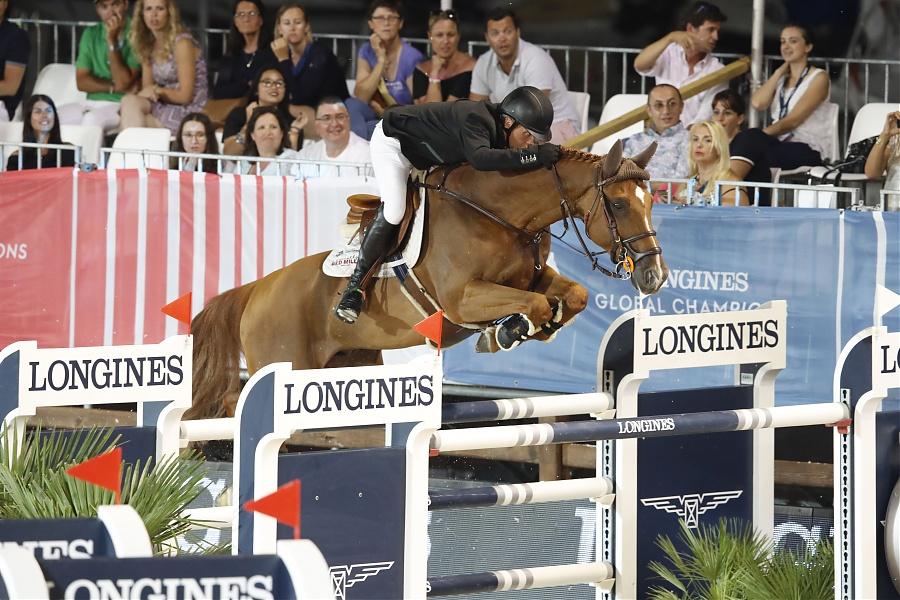 Longines Global Champions Tour, CSI5* 9-й этап, Монако (Монако)_ (выпуск журнала №41)