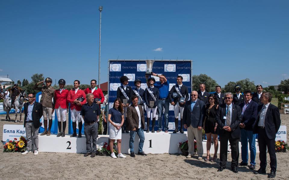 Международный турнир по конкуру в Божуриште (Болгария) CSI1*, CSIO1*-W, 28 июня — 01 июля 2018 г.