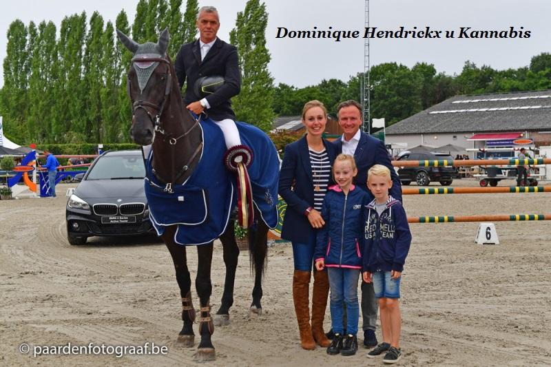 Сыновья лошади Петриковского племконезавода – лучшие на чемпионате Бельгии!_(выпуск журнала №42)