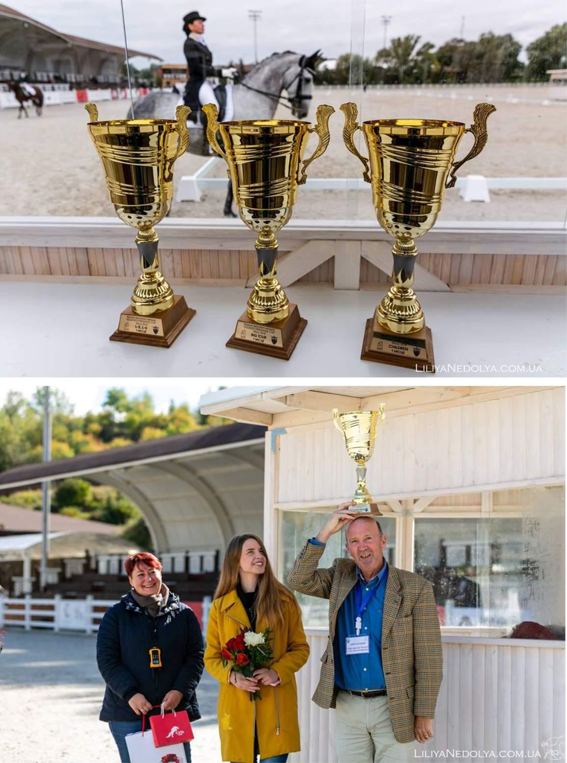 Финал открытых соревнований по выездке «Equides Dressage Cup» - 2018_(выпуск журнала №42)