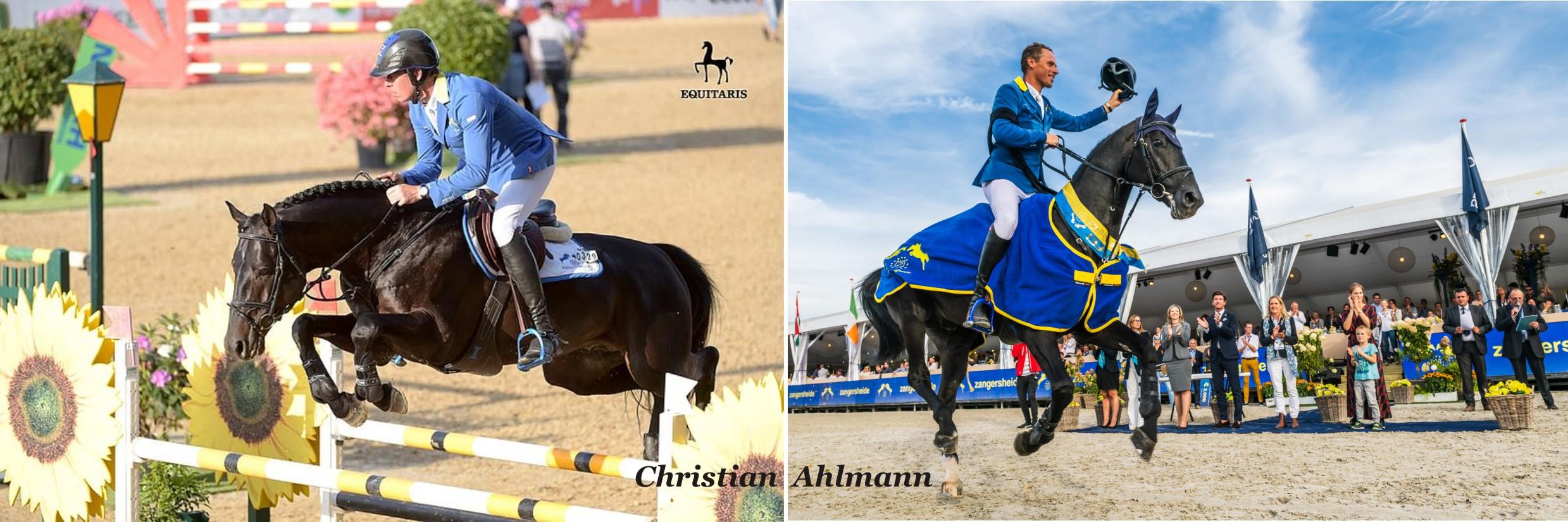 Чемпионат мира по конкуру среди молодых лошадей_(выпуск журнала №42)